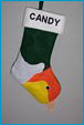 Personalized Caique Stocking