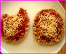 English Muffin Pizza....yum-o!