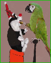 Jade and Sylvester Say Happy Holidays!