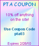 WOW!  Lookie.... a PTA Coupon