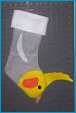Cockatiel Stocking